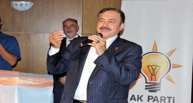 """Bakan Eroğlu: """"Avrupa Birliği sıfıra doğru gidiyor. Ama Türkiye gelişiyor büyüyor"""""""