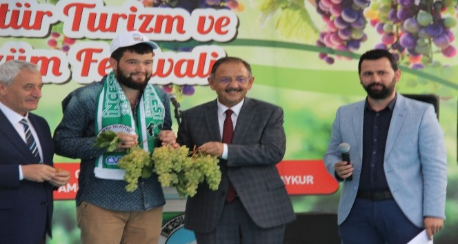 İncesu 24. Kültür Turizm ve Üzüm Festivali