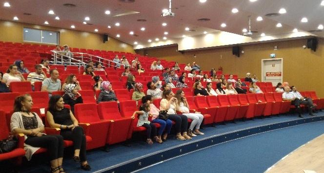 Bursa'da 'mutlu gebelik okulu' açıldı