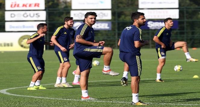Fenerbahçe, A.Alanyaspor maçı hazırlıklarını tamamladı