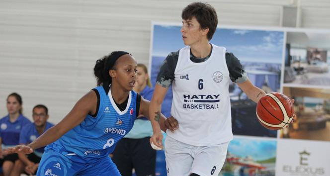 Uluslararası Dr. Suat Günsel Basketbol Turnuvası: Avenida: 62 Hatay Büyükşehir Belediyespor: 50