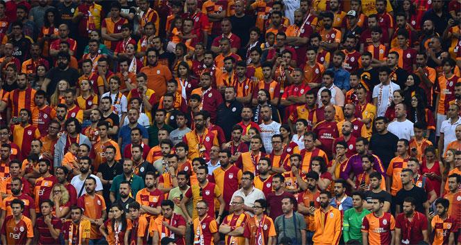 Türk Telekom Stadyumunda 41 bin 710 seyirci