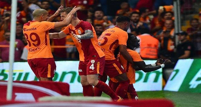 Galatasaray, yenilgisiz yola devam