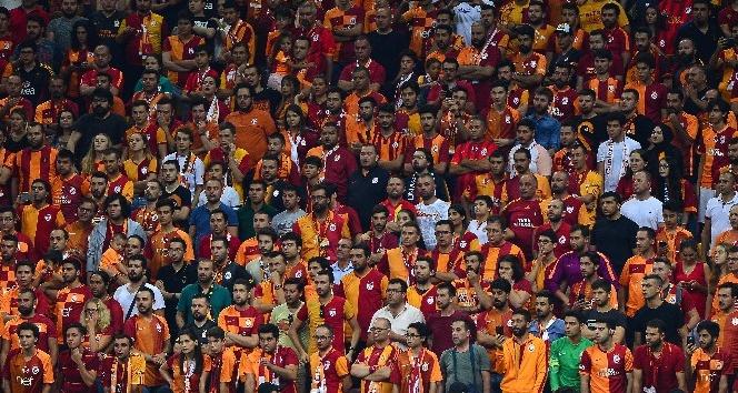 Türk Telekom Stadyumu'nda 41 bin 710 seyirci