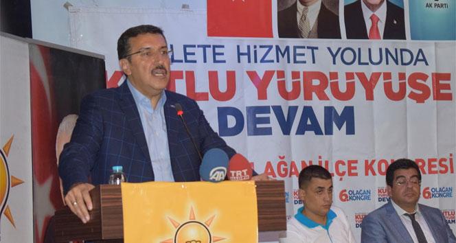 Bakan Tüfenkci: Türkiyeyi her alanda büyüttük