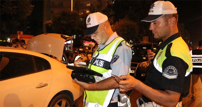Adanada bin 500 polisle helikopter destekli huzur uygulaması