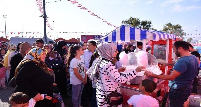 Üsküdarlı 800 çocuk erkekliğe ilk adım attı