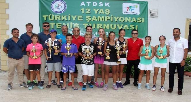 12 Yaş Türkiye Tenis Şampiyonası