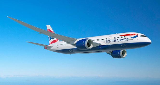 Fransada British Airways uçağı tahliye edildi