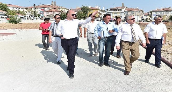 Başkan Akgül, mahalle camilerini yerinde inceledi