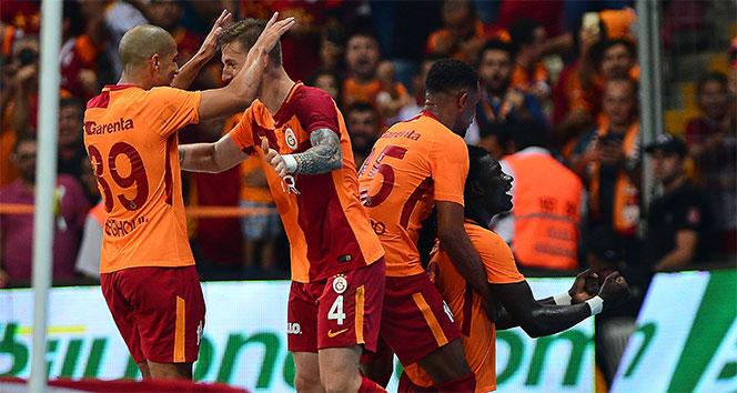 Galatasarayda 13 puan 13 golle geldi