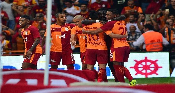 Galatasaray'da 13 puan 13 golle geldi