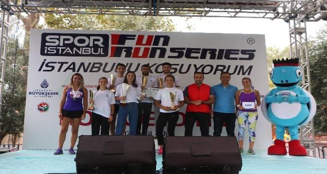 Fun Run Series Bebek etabı koşuldu