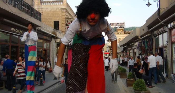 7. Uluslararası Sirk Festivali başladı