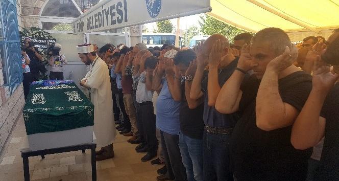 ABD'de hayatını kaybeden Tuğbanur Karataş için cenaze namazı kılındı