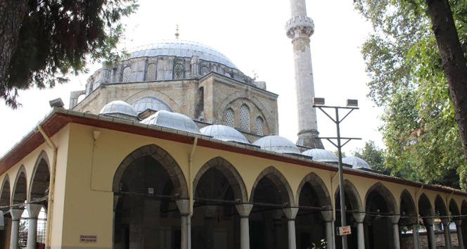 Mimar Sinanın 438 yıllık eseri restorasyona girdi