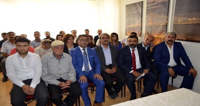 MHP Açadağ İlçe Başkanı Leventoğlu güven tazeledi