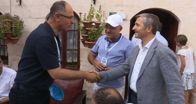 Büyükelçiler Şahinbey'i gezdi