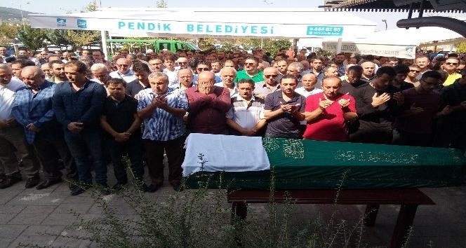 ABD'de hayatını kaybeden Özge Nur Mollahmetoğlu son yolculuğuna uğurlandı