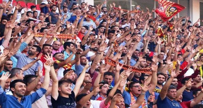 Yeni Malatya Stadyumu ilklere sahne oldu