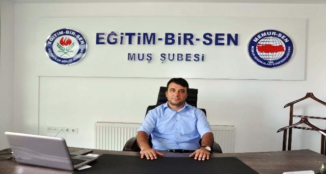 Başkan Barışan, Cumhurbaşkanı Erdoğan'ın TEOG açıklamasını değerlendirdi