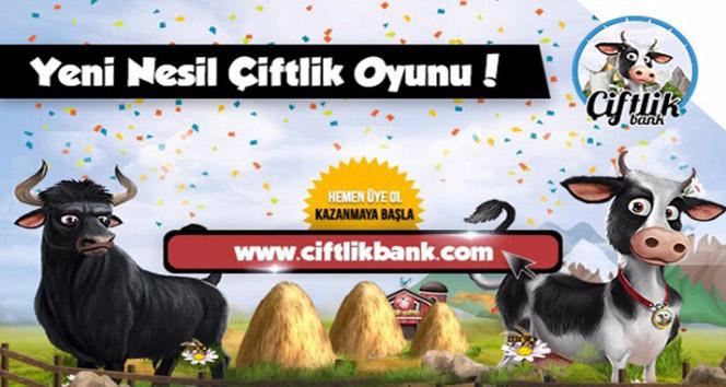 Türkiye'nin en büyük çiftlik oyunu