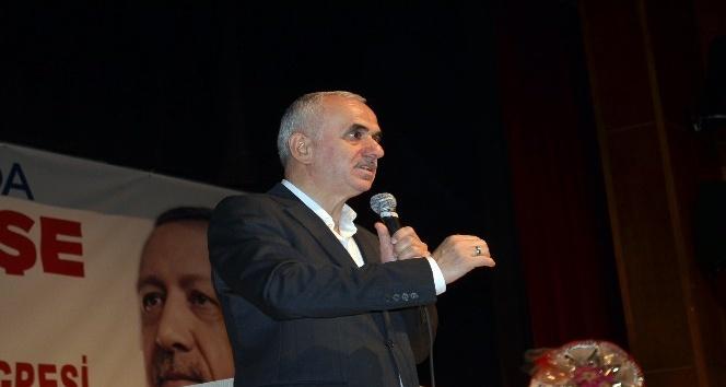 AK Parti Genel Başkan Yardımcısı Kaya Iğdır'da