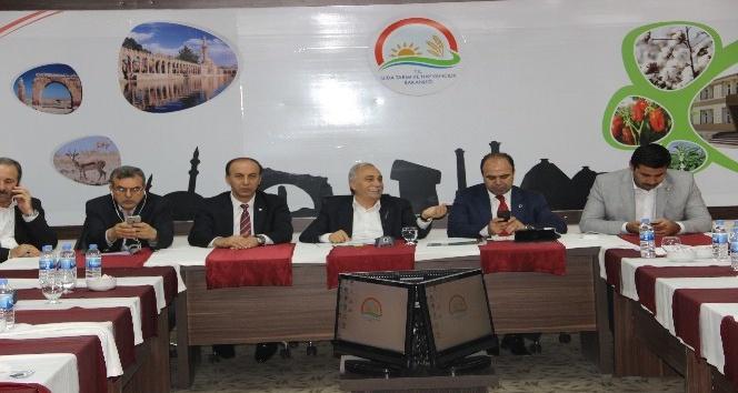 Bakan Fakıbaba, Şanlıurfalıları Başbakan Binali Yıldırım'ın katılacağı programa davet etti