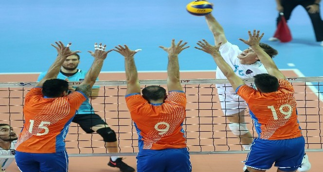3. TSYD İzmir Voleybol Turnuvası