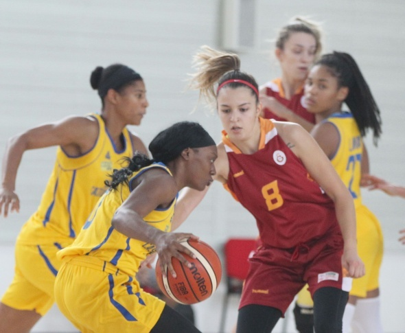 Galatasaray beşincilik altıncılık maçında 69-64 mağlup oldu