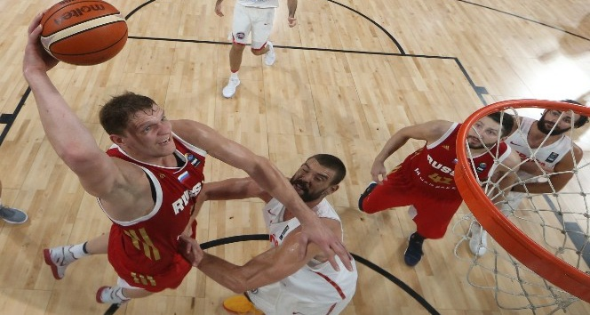 İspanya, Eurobasket'te üçüncü oldu
