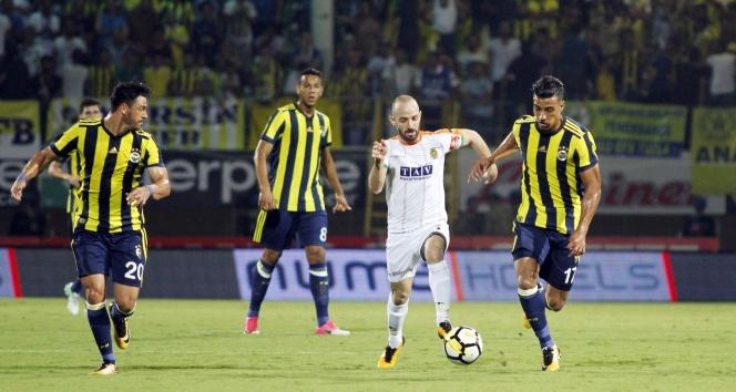 Alanyaspor 1-4 Fenerbahçe Maçı Geniş Özeti ve Golleri İzle   Alanya, FB Kaç Kaç Bitti?