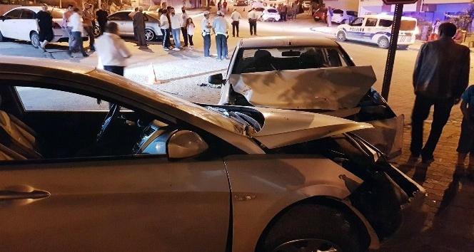 Niğde'de kaza: 1 ölü, 6 yaralı