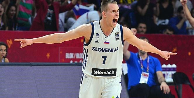 Slovenya Avrupa Şampiyonu oldu!