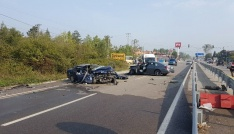 Bartınnda trafik kazası 1 ölü