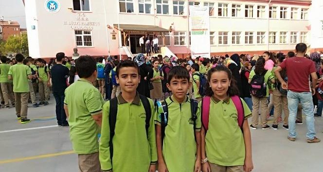 Nevşehir'de 56 bin 266 öğrenci ders başı yaptı