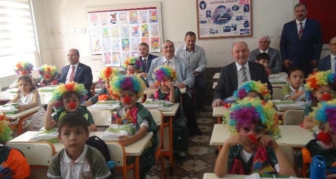 Osmaniye'de 2017-2018 eğitim ve öğretim yılı törenle başladı
