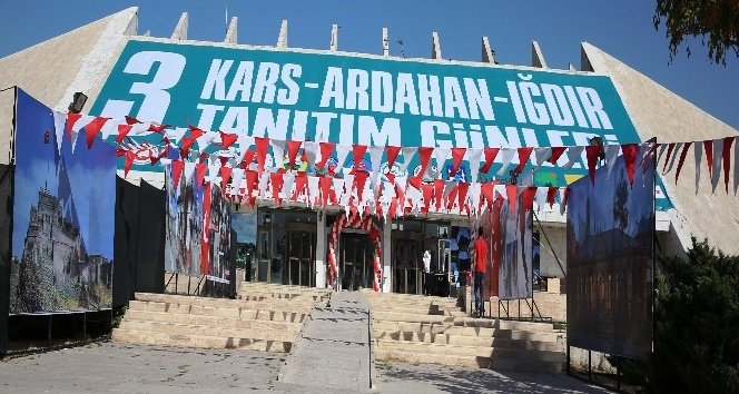 ARÜ Atatürk Kültür Merkezi'nde tanıtıldı