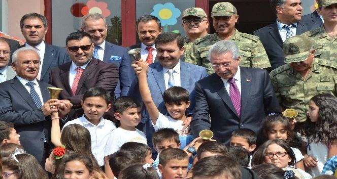 Erzincan da 39 bin öğrenci ders başı yaptı
