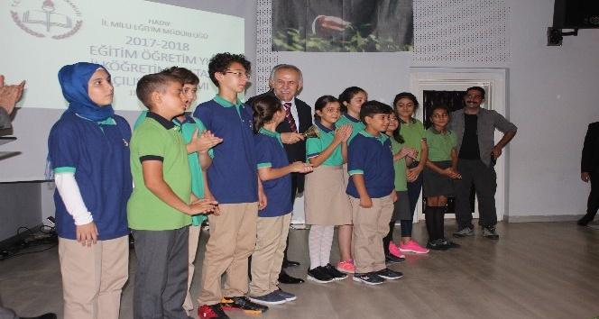 Hatay'da İlköğretim Haftası etkinlikleri