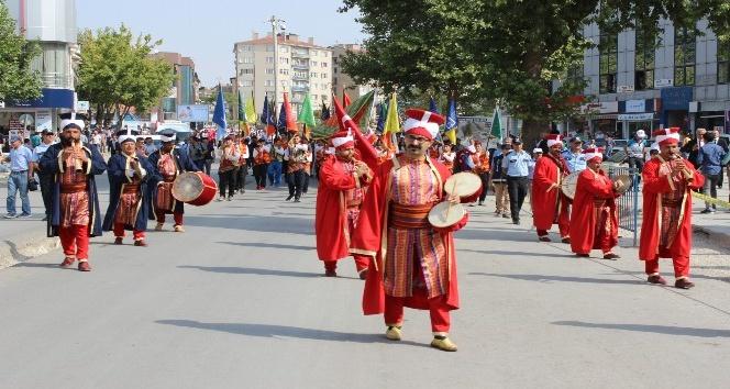 Kırşehir'de Ahilik Haftası coşku ile kutlandı