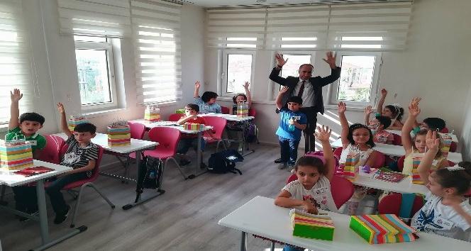İlköğretim Haftası açılışı yapıldı
