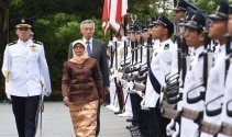 Yacob, Singapur'un ilk kadın cumhurbaşkanı oldu