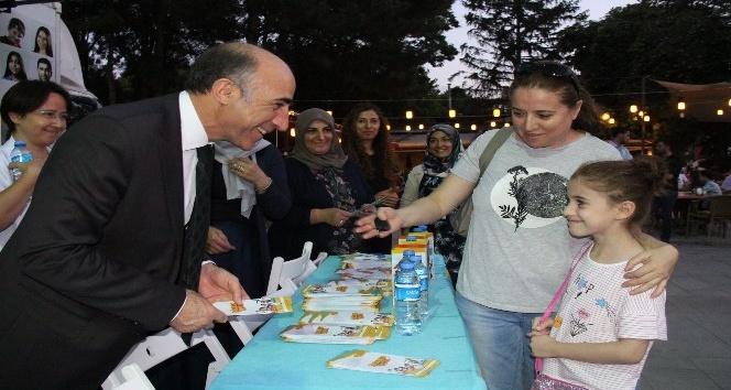 """""""Sağlıklı Tayfaya"""" Erzincan'da Yoğun İlgi"""