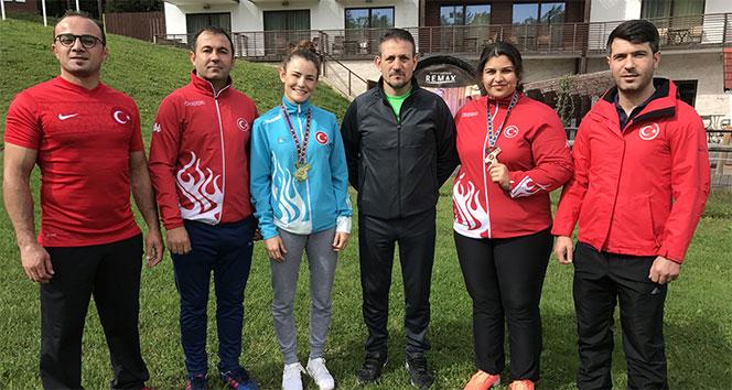 Murat Ak: 'Aldığımız madalyalar bizim için ümit verici'