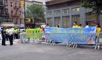 Çinliler ülkelerinde adalet ve demokrasi istiyor