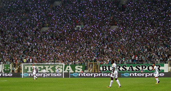 Bursaspor 25 bin kombine sattı, Galatasaray maçında rekor bekleniyor