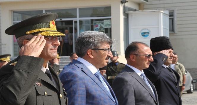 Ardahan'da, 19 Eylül Gaziler Günü kutlandı