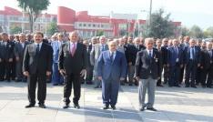 Gaziler Günü Düzcede düzenlenen törenle kutlandı
