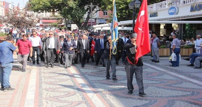 Edirne'de Gaziler Haftası kutlamaları